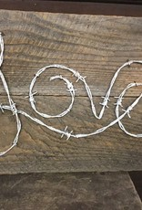 Newhalls Love Sign