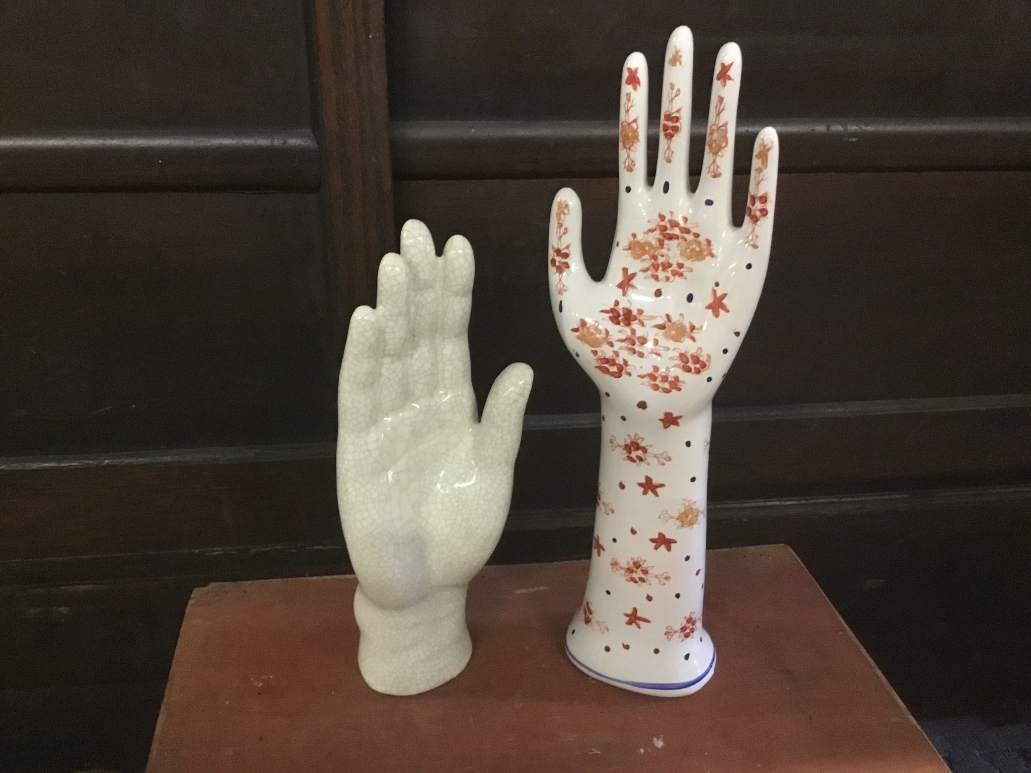 Large hands