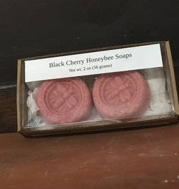 Mountain State Honey Company Mtn State Honey Soap Black Cherry Honeybee