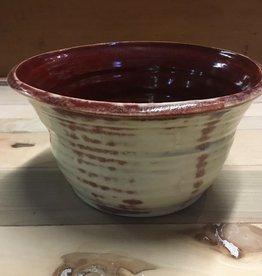 Joan Harvey Harvey - Red White Bowl