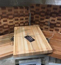 Graham Porter: The Interesting Pear, LLC Interesting Pear Small Grain Board Maple
