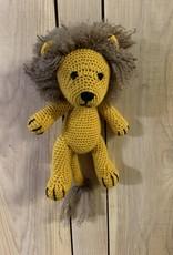 CrazyCrocheters Lion