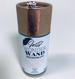 Wild Wonder  Cypress Orange Hemp Deodorant