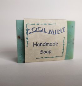 Betsy Viola Soap Cool Mint