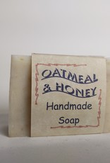 Betsy Viola Soap Oatmeal Honey