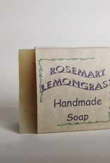 Betsy Viola Soap Rosemary Lemongrass