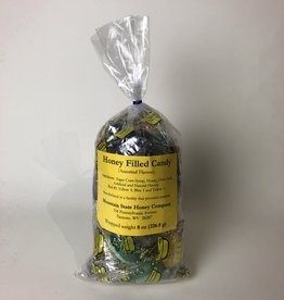 Mountain State Honey Company Mtn State Honey 8 oz. Honey Filled Candy Bag
