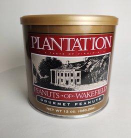 Plantation Peanuts of Wakefield Plantation Peanuts 12 oz. Gourmet Salted Peanuts