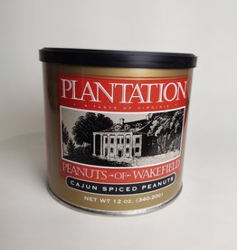 Plantation Peanuts of Wakefield Plantation Peanuts 12 oz. Cajun Spiced