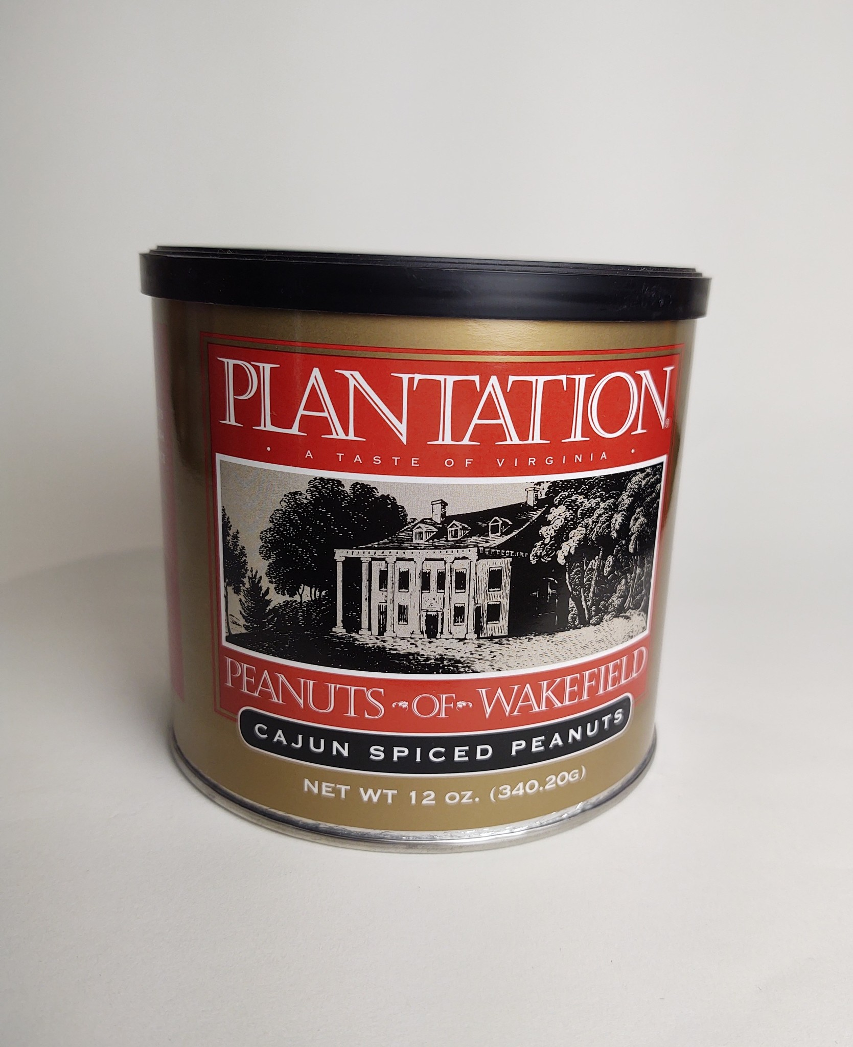 Plantation Peanuts of Wakefield Plantation Peanuts 12 oz. Cajun Spiced