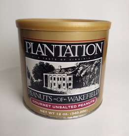Plantation Peanuts of Wakefield Plantation Peanuts 12 oz. Unsalted