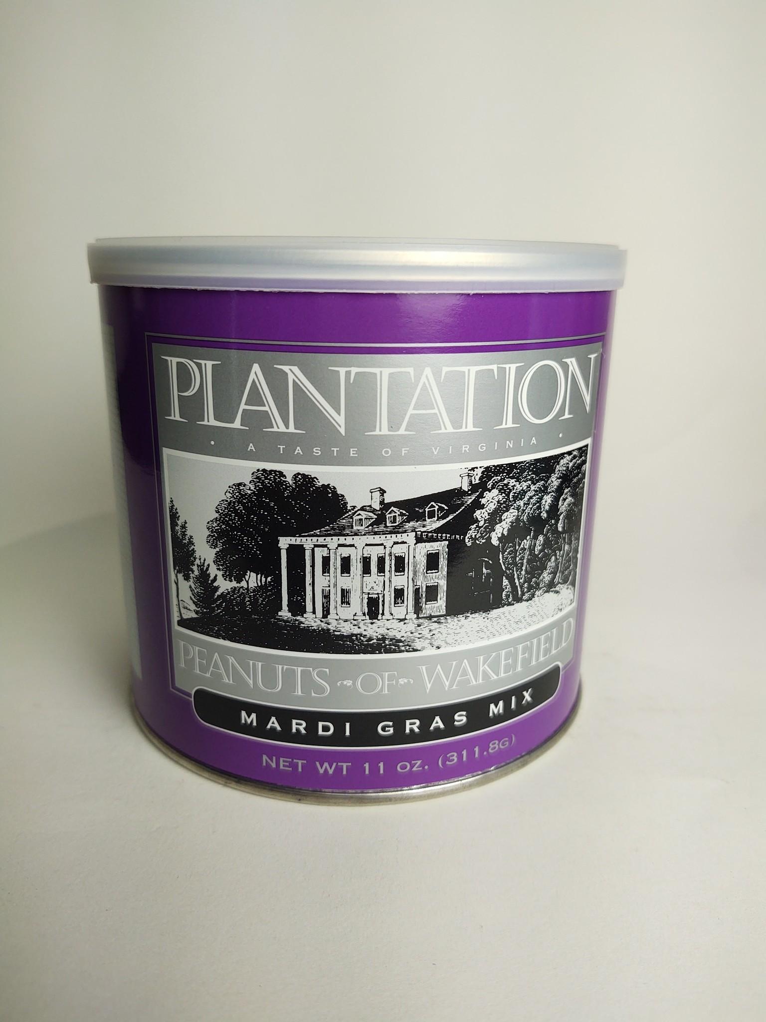 Plantation Peanuts of Wakefield Plantation Peanuts 11 oz. Gras Mix
