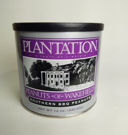 Plantation Peanuts of Wakefield Plantation Peanuts 12 oz. Southern BBQ