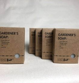 Mozark Mountain Works Gardner's Soap
