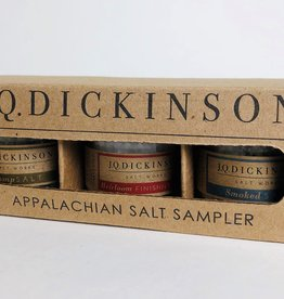 JQD Salt Works JQD Salt Works Appalachian Salt Sampler