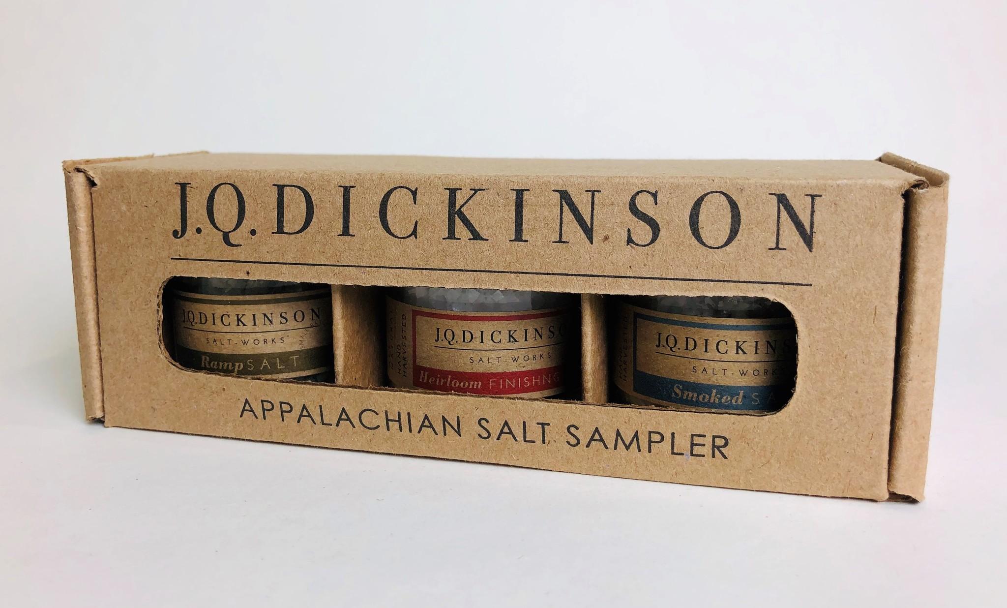 JQD Salt Works JQD Salt Works Appalachian Salt Sampler