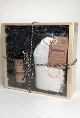 JQD Salt Works JQD Salt Works Popcorn Gift Box