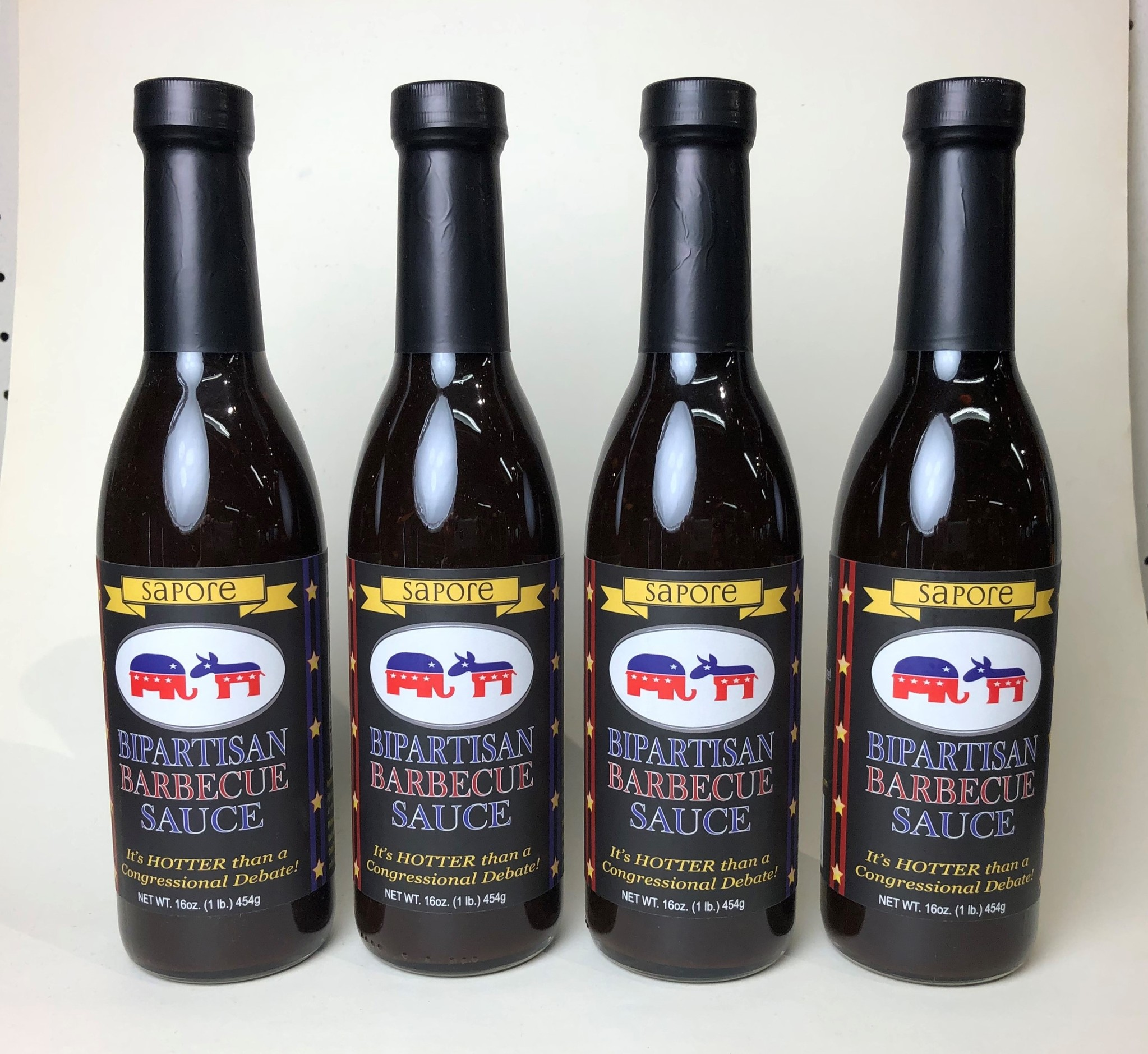 Bipartisan spicy  BBQ Sauce