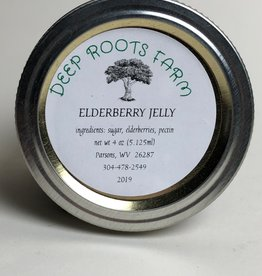 Deep Roots Farm Deep Roots Elderberry Jelly