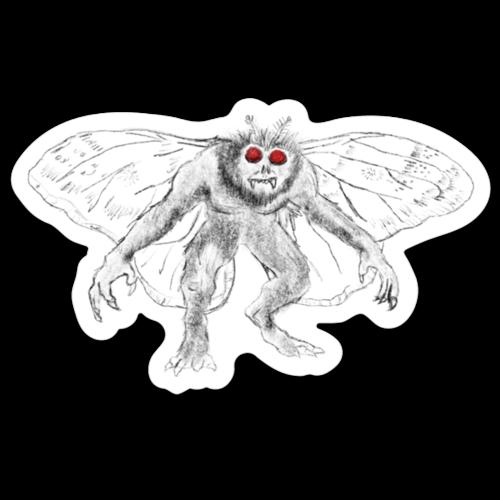 Loving WV WV Mothman Sticker