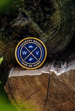Loving WV WV Country Roads Seal Patch