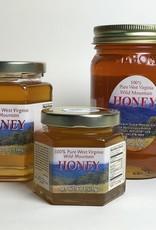 Mountain State Honey Company Mtn State Honey 9 oz. Goldenrod Hex Jar