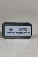 Annie Mac WG&S Annie Mac WG&S pocket balm Lavender Tea Tree Beard & Body Balm