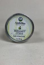 Annie Mac WG&S Annie Mac WG&S Bergamont Citrus Beard & Body Balm