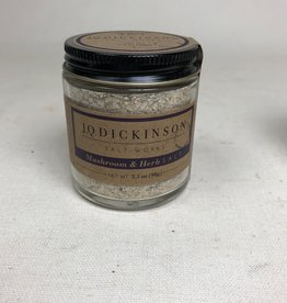 JQD Salt Works JQD Salt Works Mushroom Herb Salt 3.5oz
