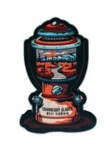 Loving WV Cranberry Glades Lantern Sticker