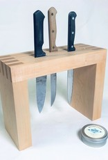 Mozark Mountain Works Mozark Mountain Works - Tall Maple Knife Block