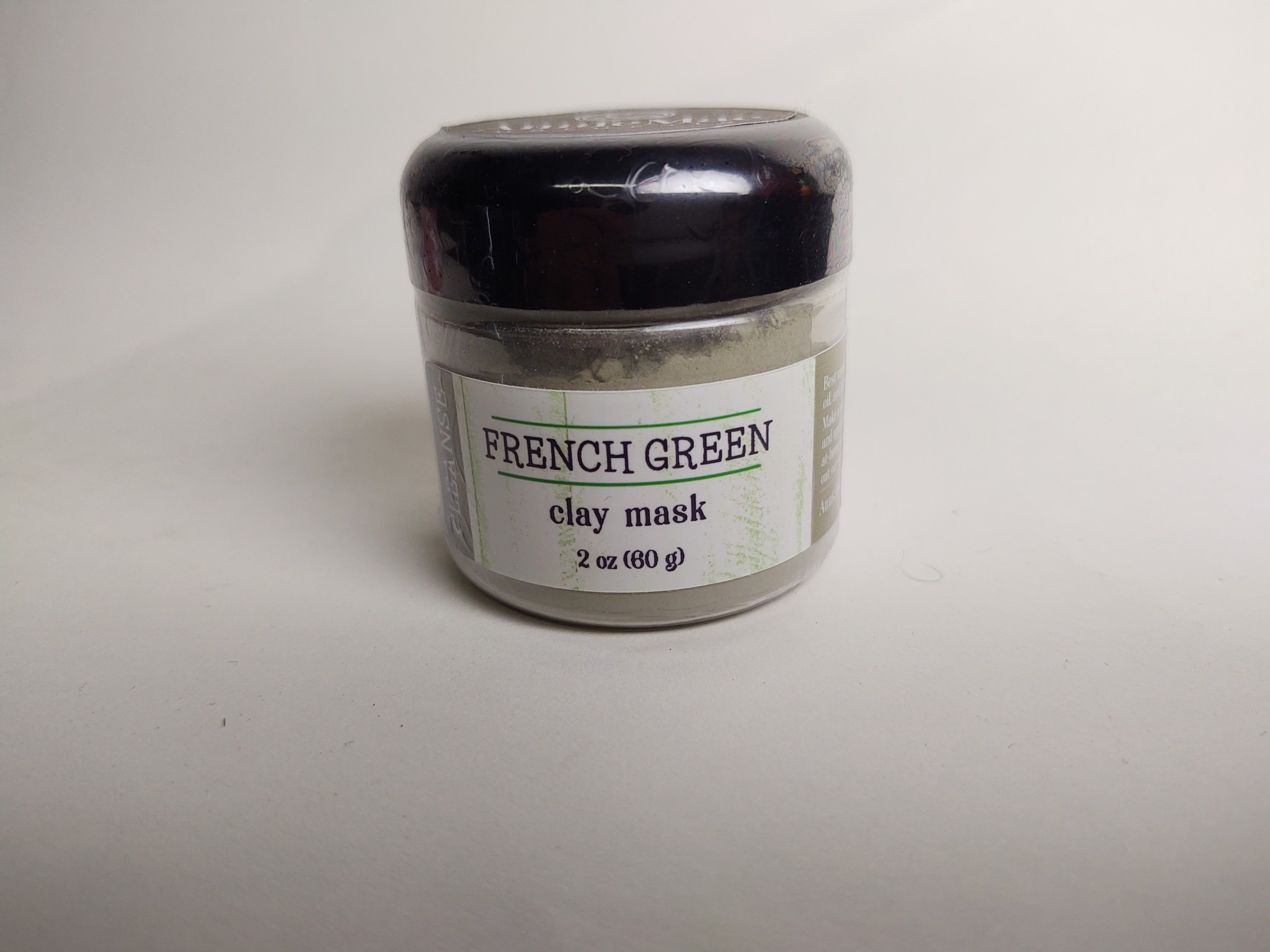 Annie Mac WG&S French Green Clay Mask Small