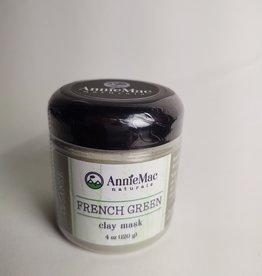 Annie Mac WG&S French Green Clay Mask Large