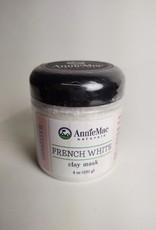 Annie Mac WG&S French White Clay Mask Large