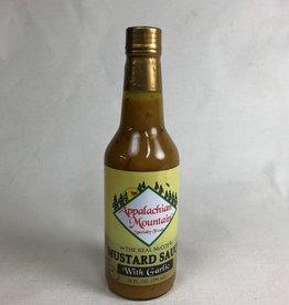Appalacian Mountain - Mustard Sauce w garlic