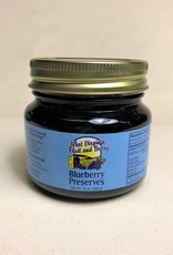 West Virginia Fruit and Berry WVF&B 10 oz. Blueberry Preserves