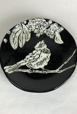 Nanette Blue Bird/Berries Bowl