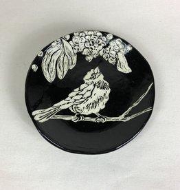 Nanette Blue Bird/Berries Bowl