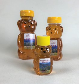 Mountain State Honey Company Mtn State Honey 6 oz. Autumn Olive Bear