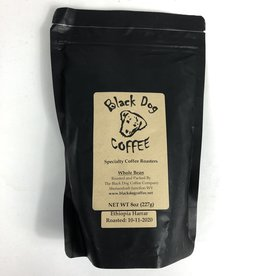 Black Dog Coffee Ethiopian Harrar