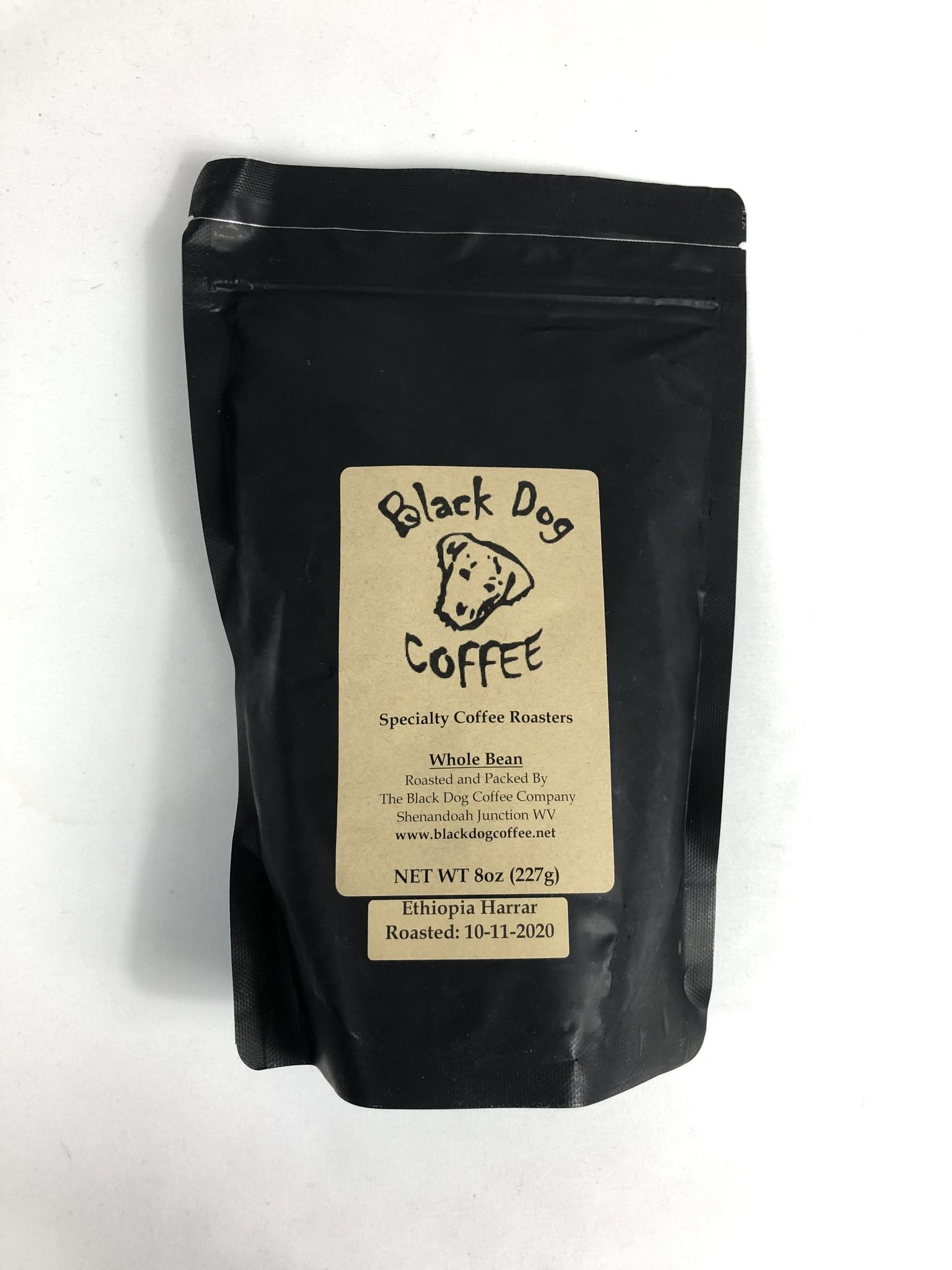 Black Dog Coffee Ethiopian Harrar