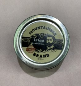 Mountaineer Brand Lip Gunk Peppermint
