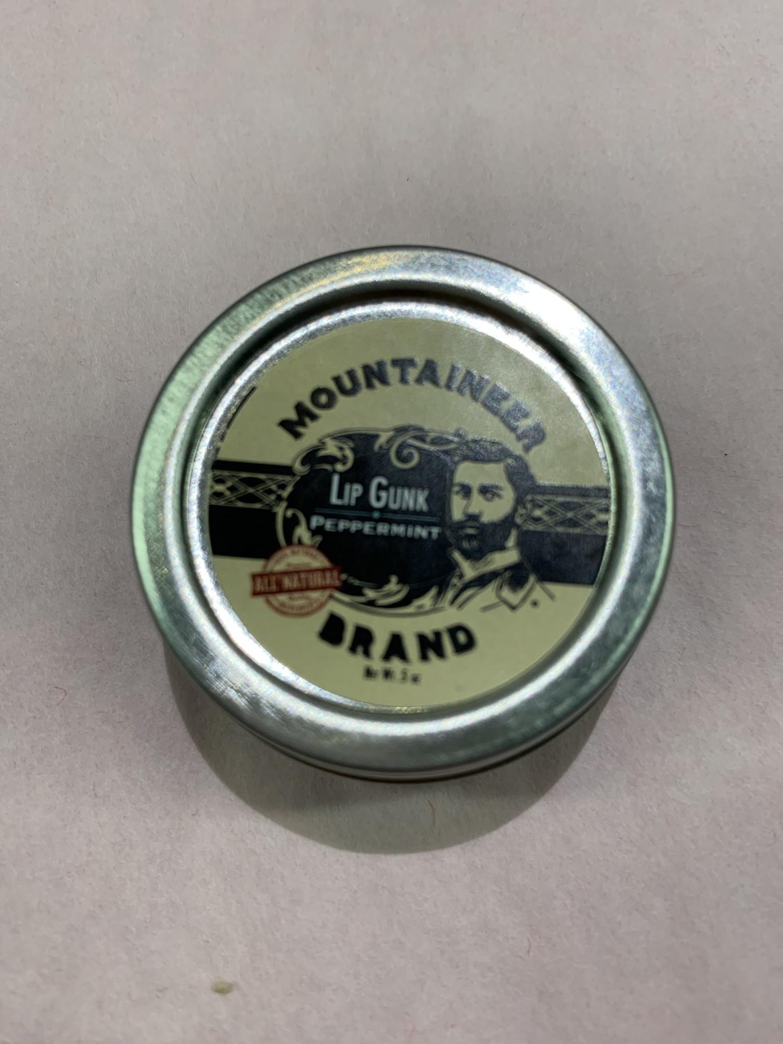Mountaineer Brand Lip Gunk Peppermint
