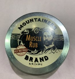 Mountaineer Brand Sore Muscle Rub