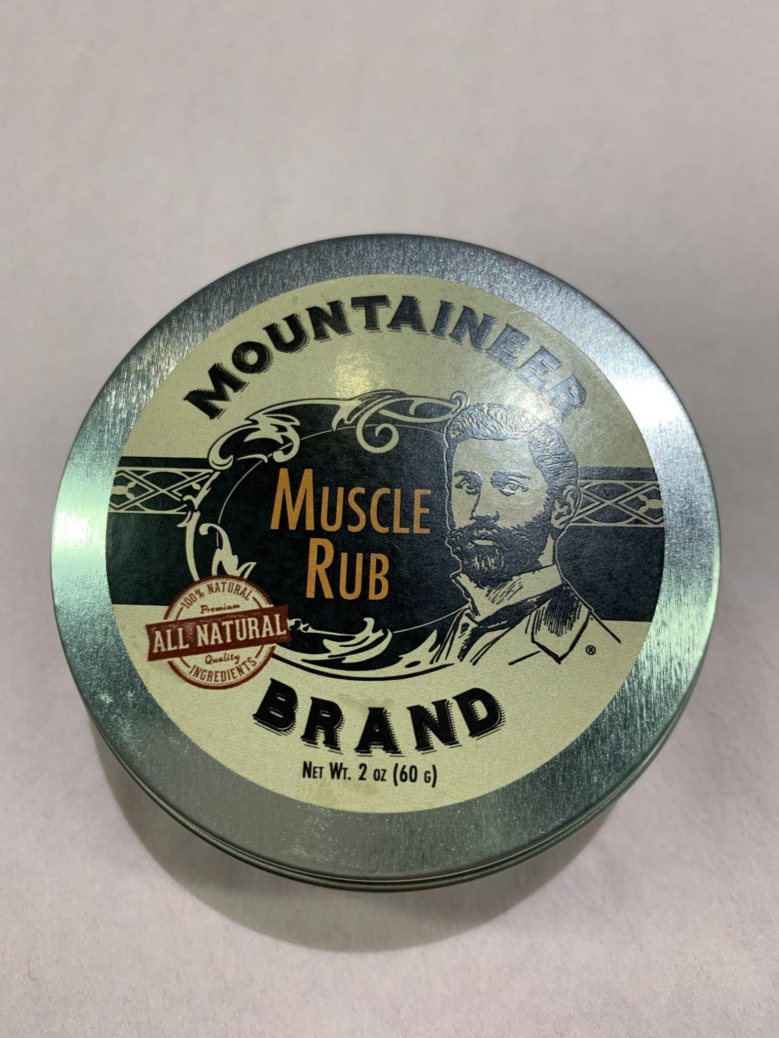 Mountaineer Brand Sore Muscle Rub