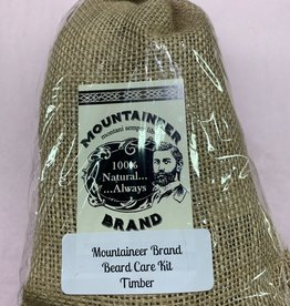 Mountaineer Brand Beard Kit Timber