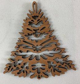 Davisyard Tree Ornament (Cherry)