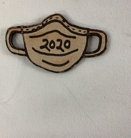 Davisyard 2020 Mask Ornament