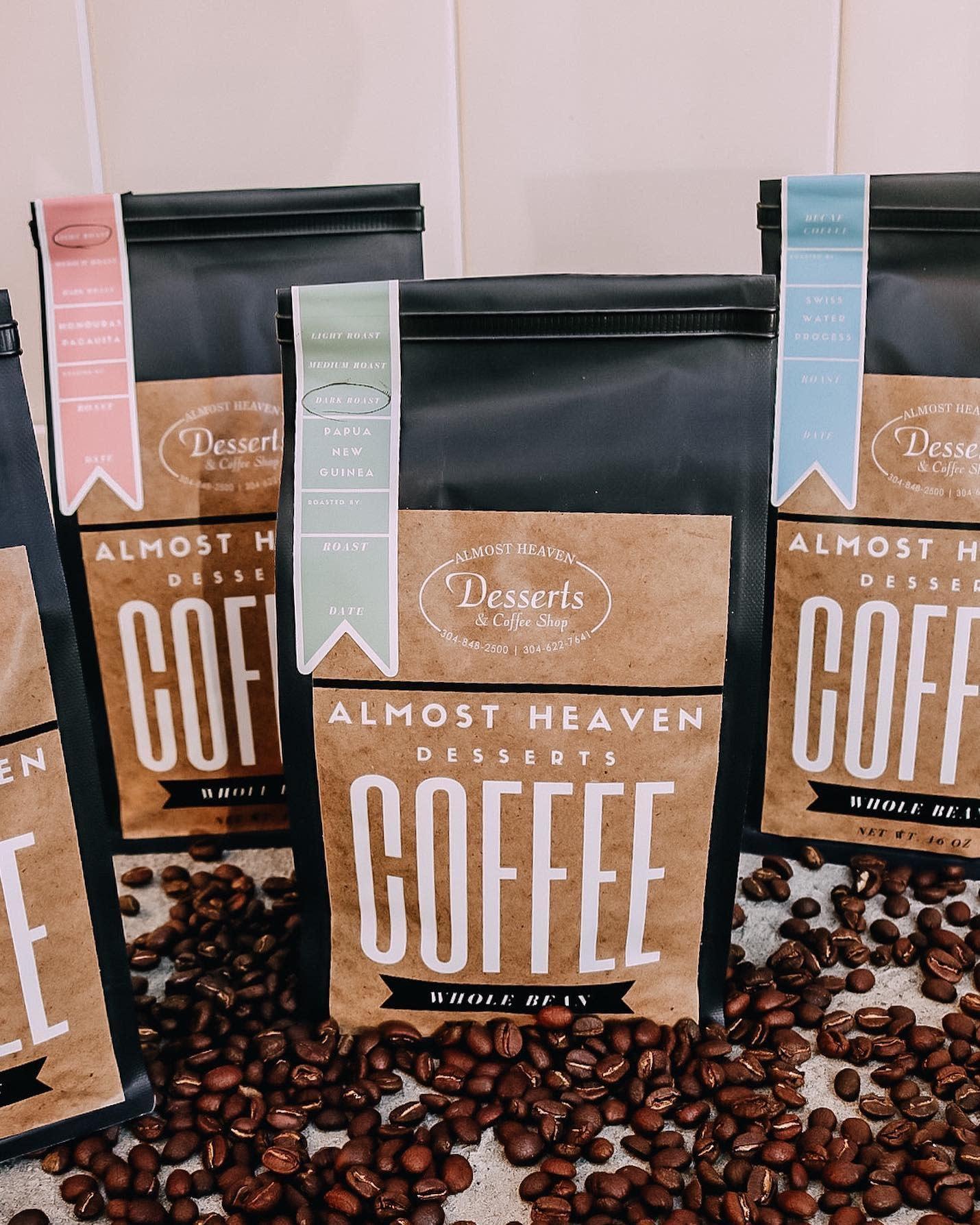 Almost Heaven Desserts Almost Heaven Honduras Guama Dante Coffee
