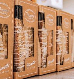 Almost Heaven Desserts Biscotti Box